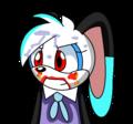 Joker The rabbit - latale-kirby photo