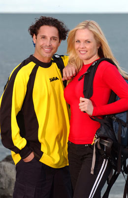 Jonathan Baker and Victoria Fuller (The Amazing Race 6)