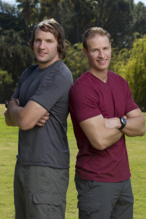 "Jonathan ""Bates"" and Anthony Battaglia (The Amazing Race 22)"