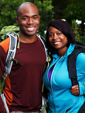 Justin and Jennifer Young (The Amazing Race 19)