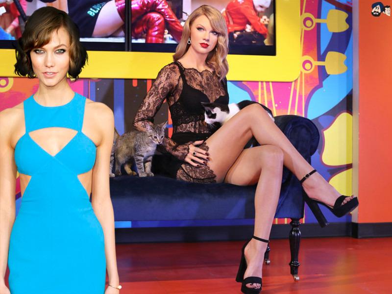 Karlie Kloss Exbff Taylor Swift Karlie Kloss Fan Art