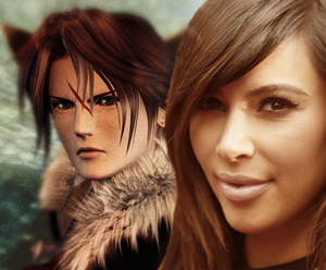 KIM AND SQUALL