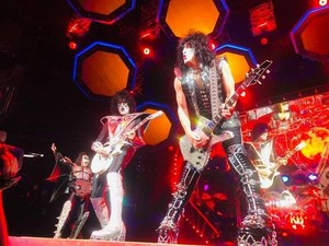 Kiss ~Brooklyn, New York...August 20, 2019 (Barclays Center)