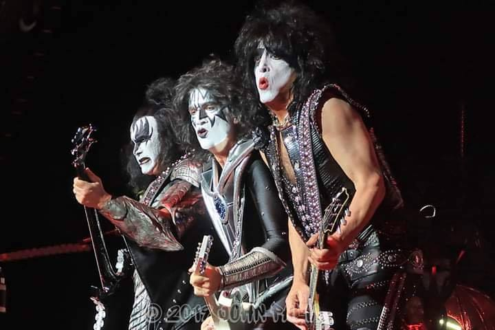 KISS ~Glasgow, Scotland...July 16, 2019 (SSE Hydro)