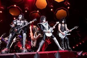 KISS ~Little Rock, Arkansas...September 5, 2019 (Verizon Arena)