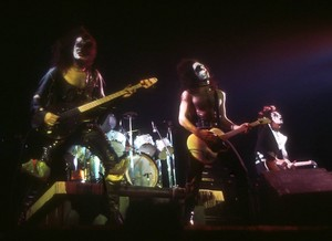 Kiss ~Long Beach, California...January 17, 1975