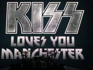 キッス ~Manchester, England...June 12, 2019 (Manchester Arena)