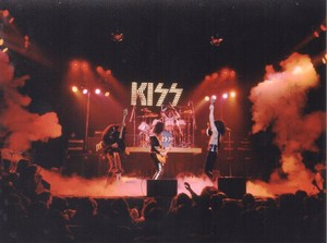 Kiss (NYC) March 21, 1975