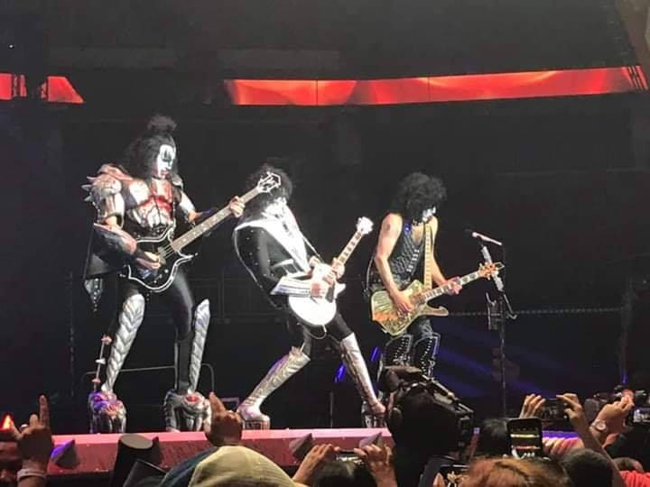 KISS ~Newark, New Jersey....August 14, 2019 (Prudential Center)