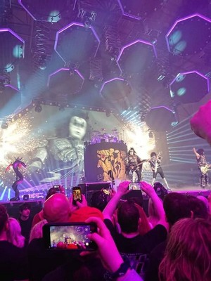 Kiss ~Newcastle, England...July 14, 2019 (Utilita Arena)