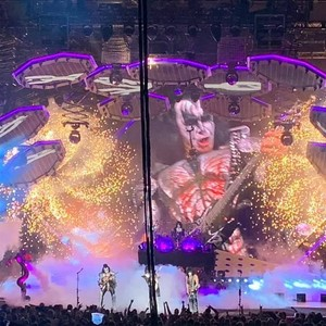 KISS ~Noblesville, Indiana...August 31, 2019 (Ruoff ہوم Mortgage موسیقی Center)
