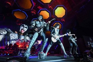 KISS  ~Noblesville, Indiana...August 31, 2019 (Ruoff Home Mortgage Music Center)