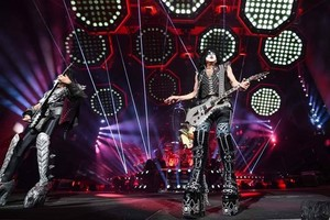 Kiss ~Noblesville, Indiana...August 31, 2019 (Ruoff accueil Mortgage musique Center)