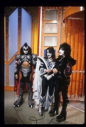 KISS ~September 21, 1980 (Kids are People Too) ABC Studios