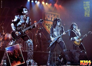 Kiss ~St. Louis, Missouri...July 28, 1976