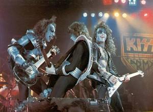 KISS ~St. Louis, Missouri...July 28, 1976