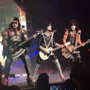 KISS ~Syracuse, New York...August 27, 2019 (St. Joseph's Amphitheater at Lakeview)