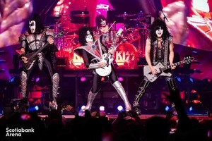 KISS ~Toronto, Canada...August 17, 2019 (Scotiabank Arena)