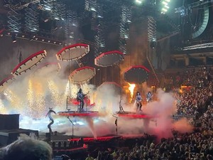 KISS ~Toronto, Canada...August 17, 2019 (Scotiabank Arena)