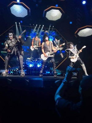 KISS ~Virgínia Beach, Virgínia...August 13, 2019 (Veterans United ہوم Loans Amphitheater )