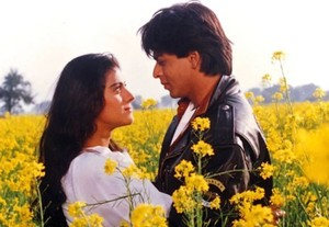 Kajol and Srk