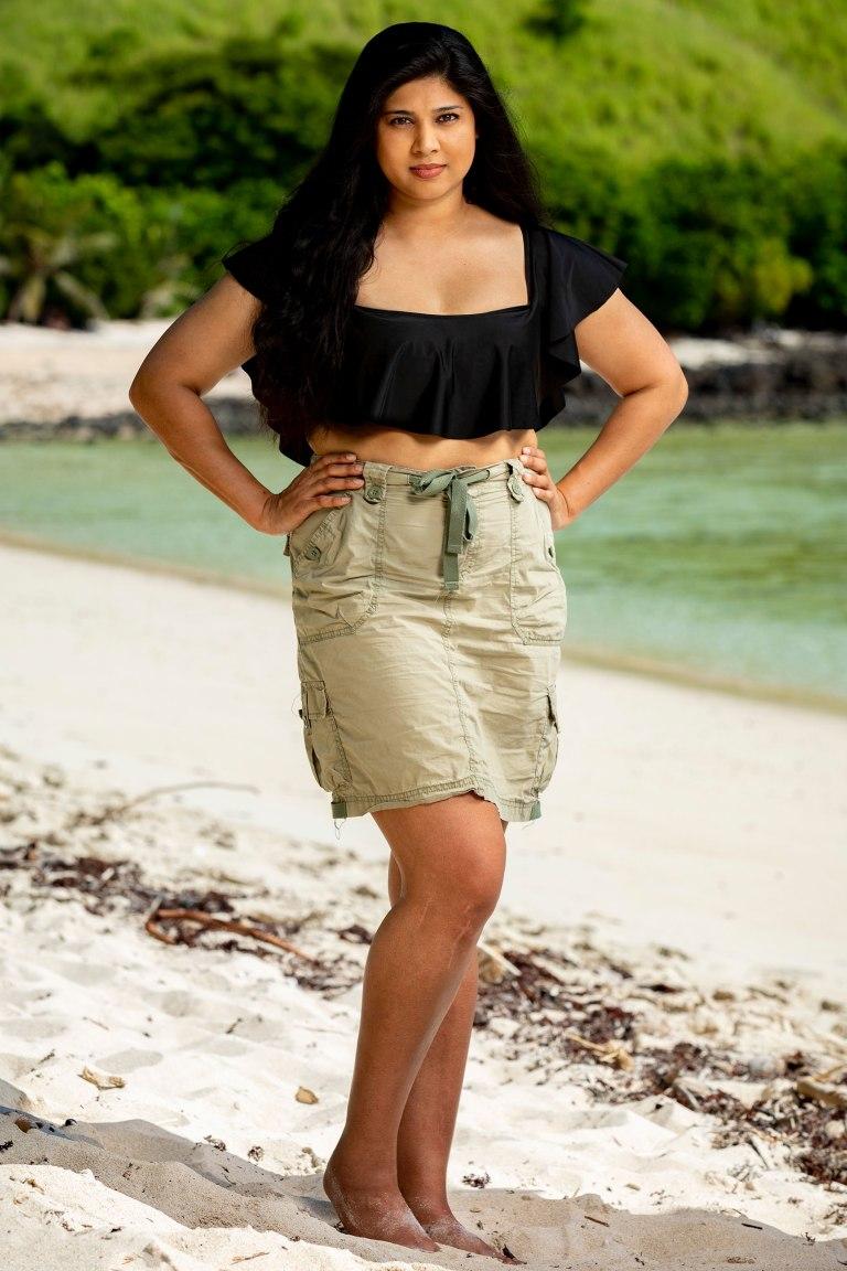 Karishma Patel (Island of the Idols)