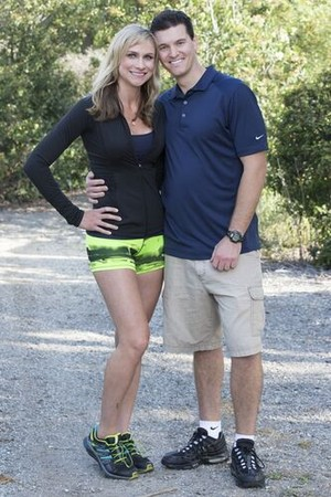 Kelsey Gerckens and Joey Buttitta (The Amazing Race 27)