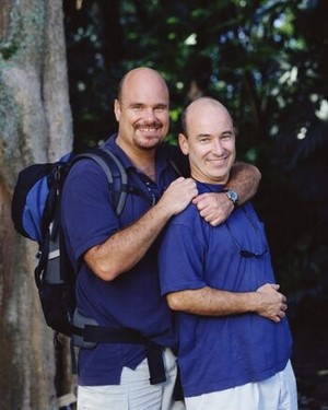 Ken and Gerard Duphiney (The Amazing Race 3)