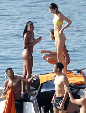 Kendall Jenner Bikini