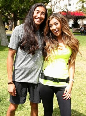 "Kevin Ng and Jennifer ""Jenn"" Lee (The Amazing Race 29)"