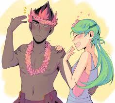 Kiawe and Mallow