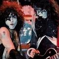Kiss Alive! Photo shoot (1975)  - kiss photo