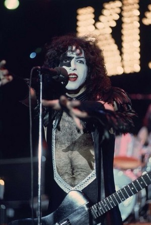 kiss Alive! fotografia shoot (1975)