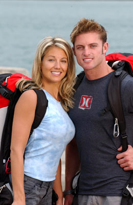 Kris Perkins and Jon Buehler (The Amazing Race 6)