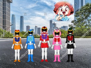 Kyuukyuu Senshi Sailor Senshi E
