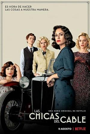 Las Chicas del Cable Season 4 Poster