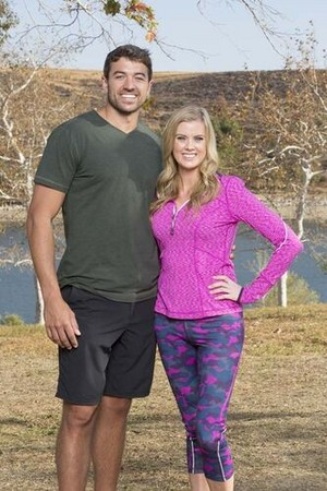 Laura Pierson and Tyler Adams (The Amazing Race 26)
