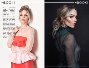 Laura in A Book of Magazine (October 2017)
