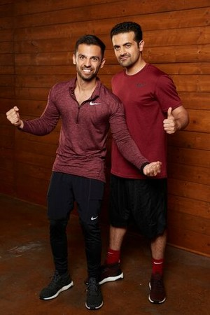 Leo Temory and Jamal Zadran (The Amazing Race 31)
