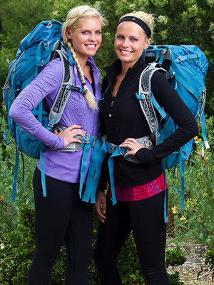 Liz and Marie Canavan (The Amazing Race 19)