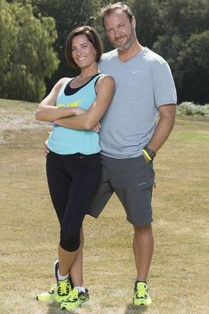 "Logan Fazio and Christopher ""Chris"" Gordon (The Amazing Race 27)"