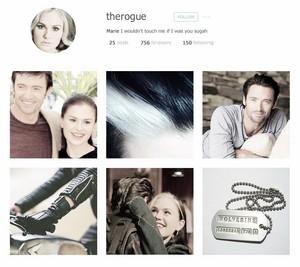 Logan x Rogue Instagram Aesthetic