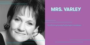 Lorraine Ashbourne cast as Mrs. Varley