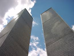 Lower View Of The Twin Towers
