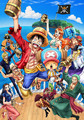 Luffy and the crew - monkey-d-luffy photo