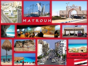 MATROUH IN EGYPT