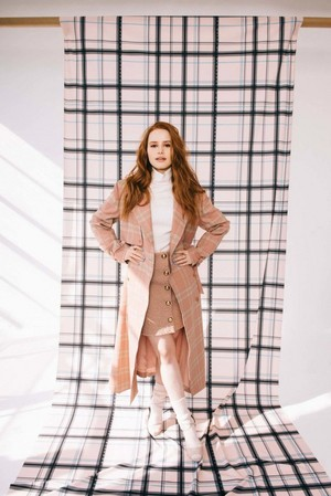 Madelaine Petsch ~ Nylon ~ August 2019