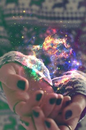 Magie in der Luft🧝🔮🌟 ✨💖