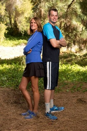 Margie and Luke Adams (The Amazing Race: All-Stars 2014)
