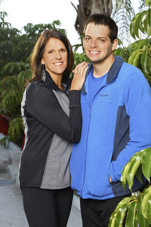 Margie and Luke Adams (The Amazing Race: Unfinished Business)